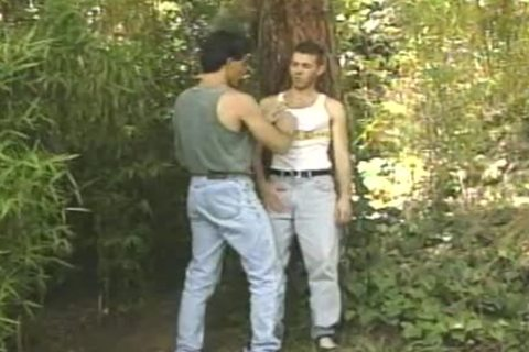 Danny O And Robert Horne engulf  Cockin The Woods