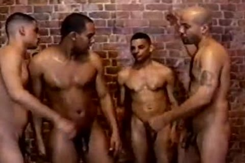 kinky And bushy gay butthole sex In The Shower