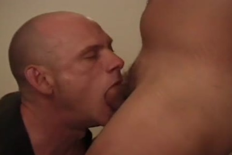 Leather Wolf - Scene 1 - Macho chap clip scene