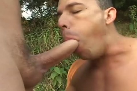 older dudes And young men - Scene 4