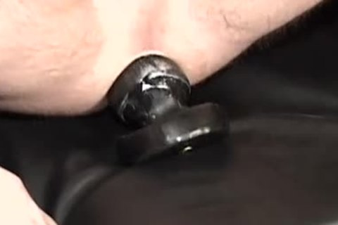 daddy fucking blond chap dirty booty