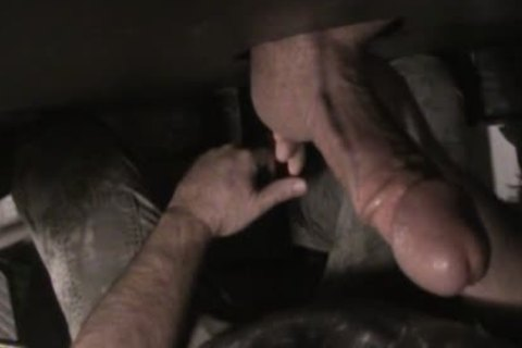 Princeton Student's 2nd Visit.   Gloryhole video.  01232014