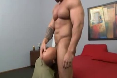 daddy man bonks Muscle Hunk Zeb Atlas