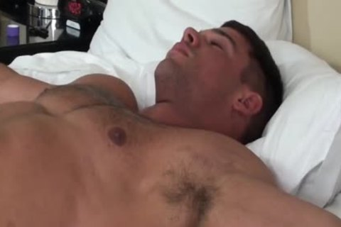 fashionable Muscle fellow bound And Tickled - Derek Atlas