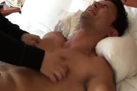 filthy And lovely Muscle Hunk tied And Tickled - Dante Brice