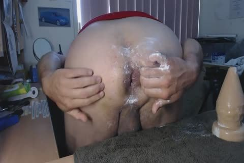 one greater amount butthole Wrecking Session Trying To receive A Prolapse And A thick Rosebud. Need one greater amount Aussie Total Btm To help Me.