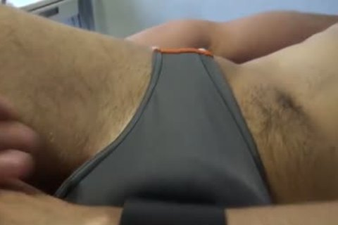 Soft Tender Edging And Denial Play In delicious Speedos. Touching, Stroking, Humping, fascinating.