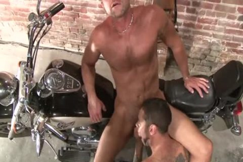 Damon Dogg And The spooge hole Cruisers - Scene 3 - Factory video