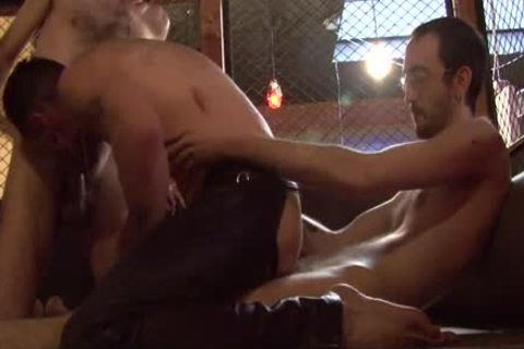 Damon Doggs First Cumunion - Scene two - Factory clip