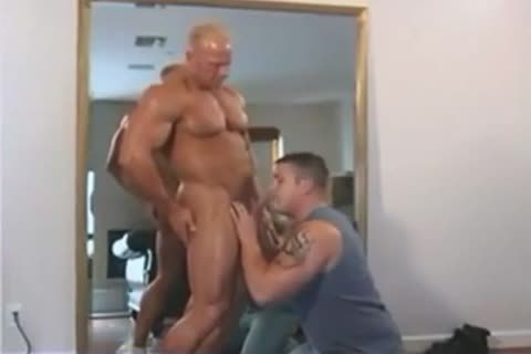 beefy Dakota James bang Ty Fox In Muscle men Moving Compangy Inc two