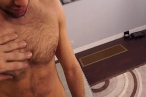 Shawn Abir Makes His homo Porn Debut With The assist Of Austin Wolf