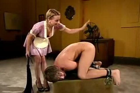 Captive lad For A Maid