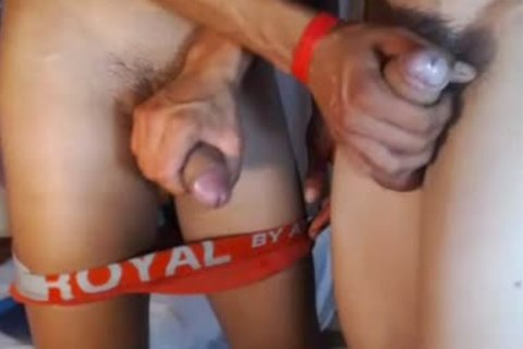 2 handsome Romanian boyz dril, tasty Blowjobs And cum On cam