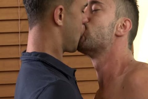Colt Rivers And Javier Cruz Make Love