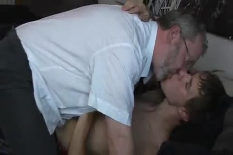 young boy tempted By older Daddy