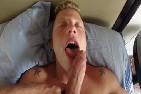 MenPOV - Ace Stone & Owen Powers poke In 2 Way POV