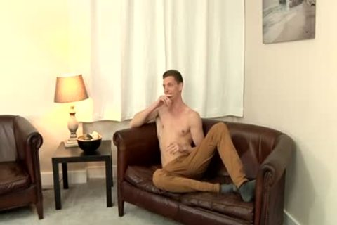 Smooth British jock Billy Wanks One Out - Billy Rock