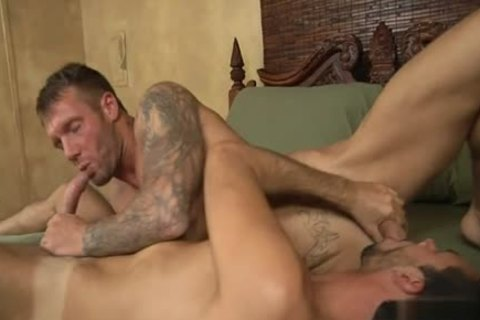 Muscle gay anal job And ejaculation