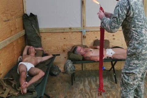 homosexual Drill Sergeant Gives wonderful ass Training (tpc15426)