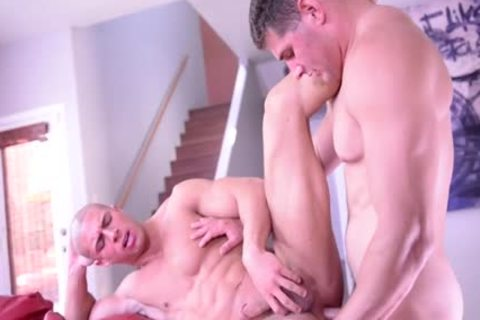 large cock gay painfully anal sex With ejaculation