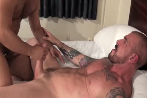 Rocco Steele Has A unprotected ass plowing