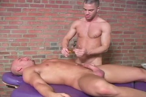 Zack And Jake Tyler Have A cute Massage