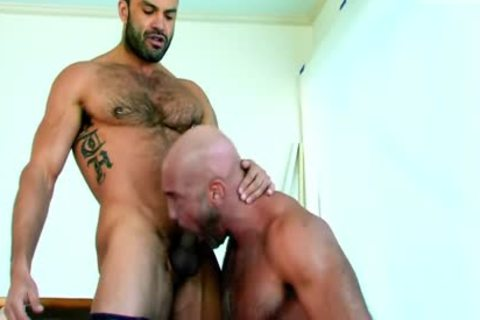 pecker Danger: Jesse Jackman & Rogan Richards!