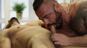 The Boss - Jessy Ares & Pietro Duarte Muscle fuck