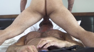 Daddy receives Seconds - William Seed & Jack Kross anal Nail