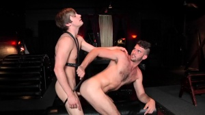 I'm Leaving you - Johnny Rapid with Jimmy Fanz butthole sex