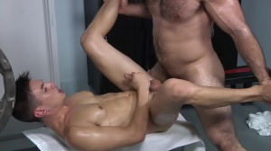Losing My Innocence - Jaxton Wheeler and Anthony Verusso anal sex