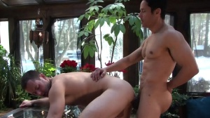 Godfather - Rafael Alencar, Brenner Bolton anal Hook up