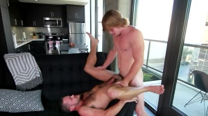 Morning Bliss - Mike De Marko and Tom Faulk anal bone