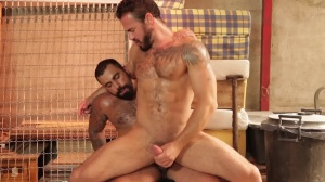 Last Goodbye - Jessy Ares with Ricky Ares anal Hook up