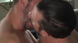 Central Park Cruising - Jimmy Durano & Colt Rivers pooper Hump