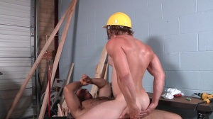 Daddy's Workplace - Brad Kalvo & Tom Faulk butthole plow