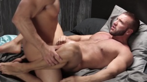Suite 33 - Donato Reyes and Topher Di Maggio butthole Hook up