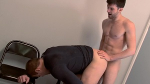 Scrum - Colby Jansen, Woody Fox anal plow
