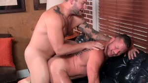 Top To Bottom: Charlie Harding - Colby Jansen, Charlie Harding ass invasion
