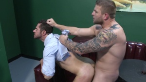 One Night merely - Dean Monroe, Colby Jansen butt Hump