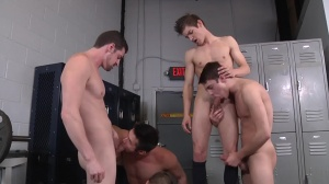 Major League - Johnny Rapid, Mike De Marko Dorm Sex