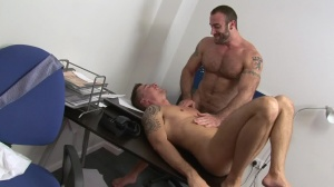 Pulling An All Nighter - Spencer Reed, Jay Roberts butt sex