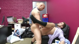 Law And Hoarder - John Magnum & Bryce Star a bit of butthole