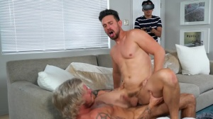 do not Say A Word - Casey Jacks & Blake Ryder anal Nail