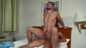 The Sting - Axel Kane with Connor Halstead ass Nail