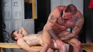 Confessions Of A Straight chap - Sean Duran, Jackson Traynor ass fuck