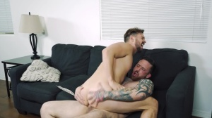 Space Invaders - Jordan Levine and Casey Jacks butthole Nail