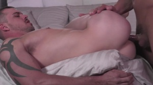 Trust Issues - Darin Silvers with Damien Stone butthole Nail