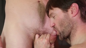 With Him - Griffin Barrows with Dennis West butthole invasion