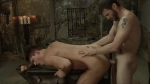 gay Of Thrones - Theo Ford with Dennis West butt Hump